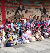 【Photo Report】Yukata de Guide Tour
