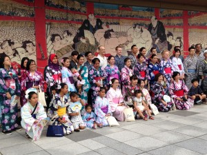 【Photo Report】Yukata de Guide Tour