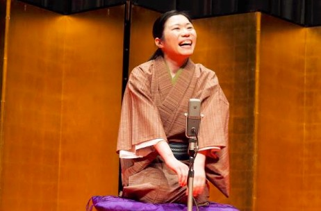 Rakugo is the dreamland in my life.
