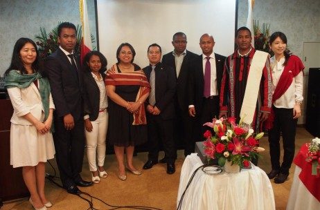 Voice of the Day Vol.3  – Madagascar Embassy