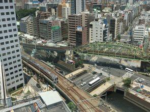 Tokyo Aerial Shots