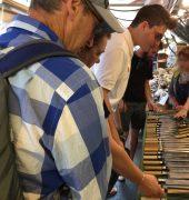 Tokyo Getaways #1 Tsukiji Outer Fish Market and Sushi Workshop